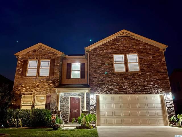 2446 Belltown Drive, Huntsville, AL 35803 (MLS #1790431) :: Southern Shade Realty