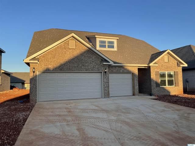 235 Portrait Street, Meridianville, AL 35759 (MLS #1791670) :: Green Real Estate