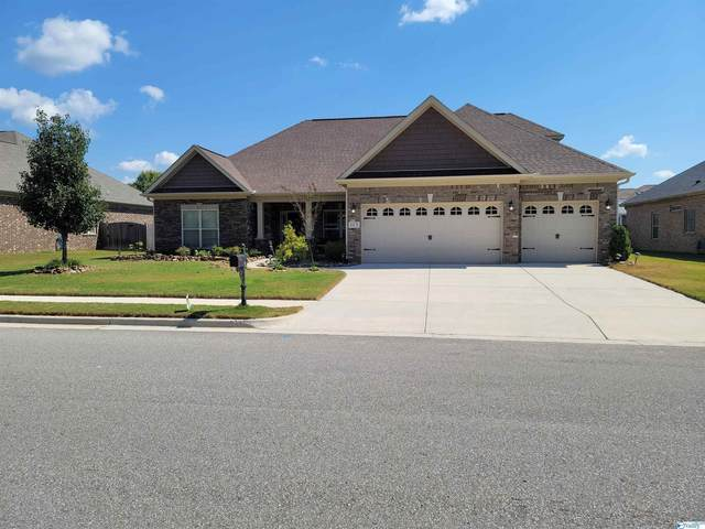 113 Autumn Cove Drive, Madison, AL 35756 (MLS #1791813) :: Coldwell Banker of the Valley