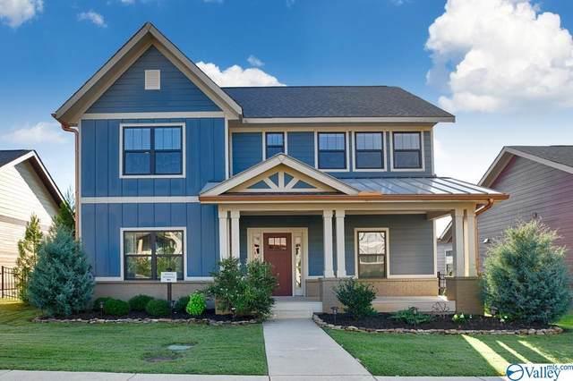 1524 Trek Street, Huntsville, AL 35811 (MLS #1791878) :: RE/MAX Unlimited