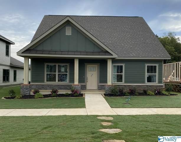 1514 Hammock Street, Huntsville, AL 35811 (MLS #1791946) :: LocAL Realty
