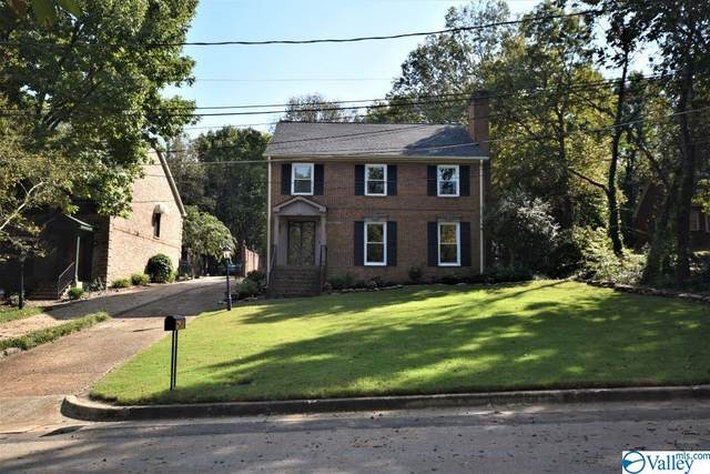 1402 Governors Place, Huntsville, AL 35801 (MLS #1792847) :: RE/MAX Unlimited