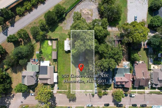 207 Grove Avenue, Huntsville, AL 35801 (MLS #1793027) :: Green Real Estate
