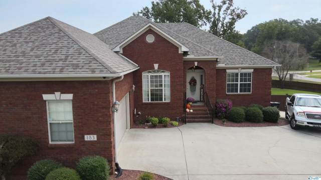 183 Eagle Wing Drive, Decatur, AL 35603 (MLS #1793177) :: Green Real Estate