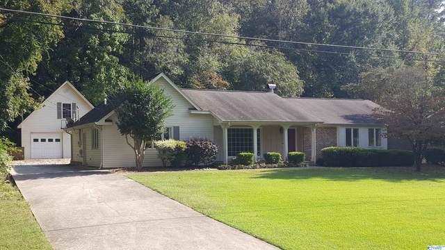 1809 Wyeth Drive, Guntersville, AL 35976 (MLS #1793222) :: RE/MAX Unlimited