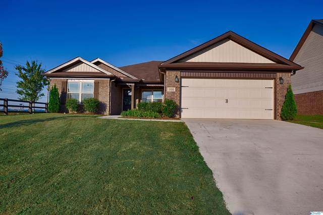 100 Walkers Hill Road, Meridianville, AL 35749 (MLS #1793279) :: Green Real Estate