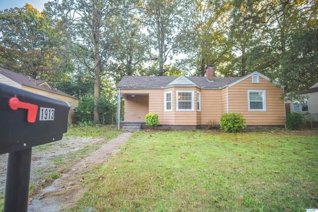 1913 Enolam Blvd, Decatur, AL 35601 (MLS #1793289) :: Green Real Estate