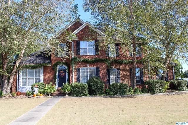 1100 NE Ridgecrest Lane, Hartselle, AL 35640 (MLS #1793440) :: Green Real Estate