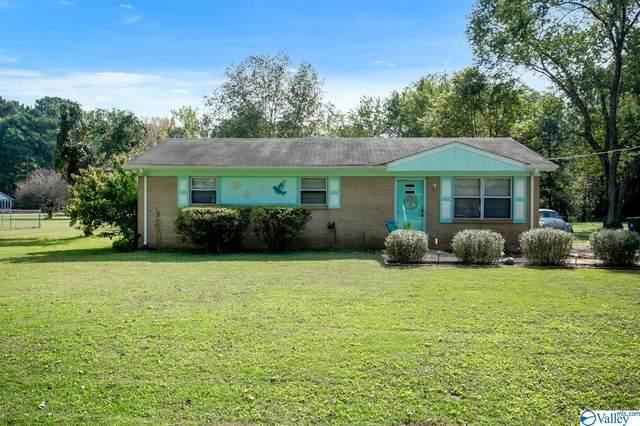156 Dixon Road, Hazel Green, AL 35750 (MLS #1793504) :: Green Real Estate