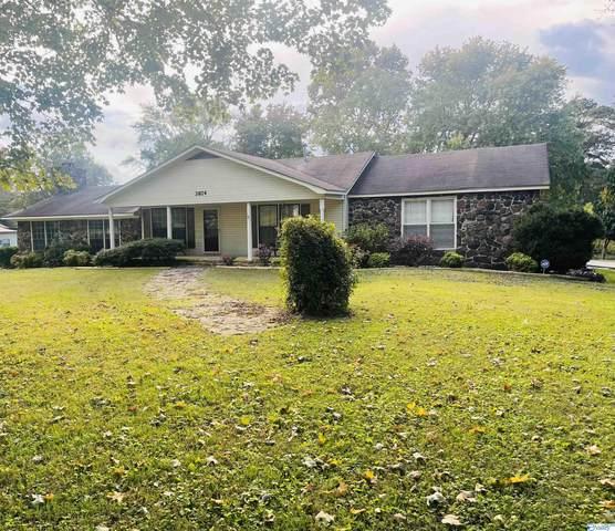 3874 Oneonta Cut Off, Albertville, AL 35950 (MLS #1793553) :: Green Real Estate