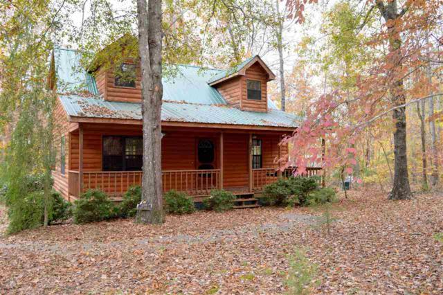 1708 County Road 137, Cedar Bluff, AL 35959 (MLS #1020460) :: Capstone Realty
