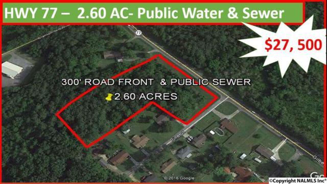 0 Hwy 77, Attalla, AL 35954 (MLS #1065030) :: Amanda Howard Real Estate™