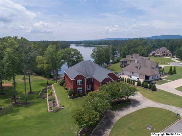 1688 Peninsula Drive, Scottsboro, AL 35769 (MLS #1070147) :: Amanda Howard Real Estate™