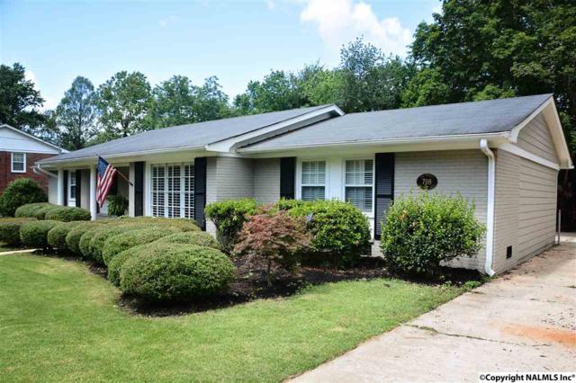 708 Cleermont Drive, Huntsville, AL 35801 (MLS #1071322) :: RE/MAX Distinctive | Lowrey Team