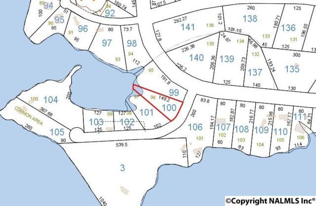 Lot 96 County Road 450, Centre, AL 35960 (MLS #1075413) :: Amanda Howard Sotheby's International Realty