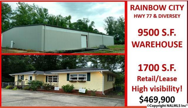 518 Fr & Rr West Grand Avenue #2, Rainbow City, AL 35906 (MLS #1075688) :: Intero Real Estate Services Huntsville