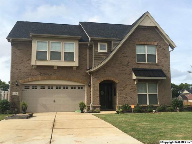 118 Chattooga Place, New Market, AL 35761 (MLS #1075920) :: RE/MAX Distinctive | Lowrey Team