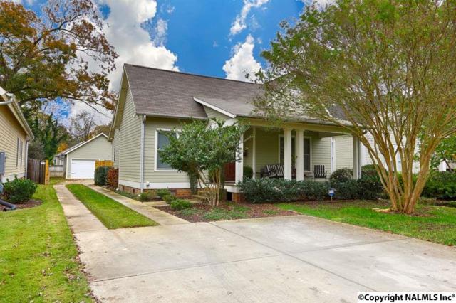 202 Coleman Street, Huntsville, AL 35801 (MLS #1082166) :: Amanda Howard Real Estate™