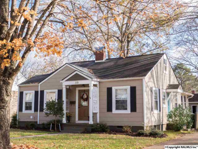 319 Sunset Avenue, Huntsville, AL 35801 (MLS #1083469) :: Amanda Howard Real Estate™