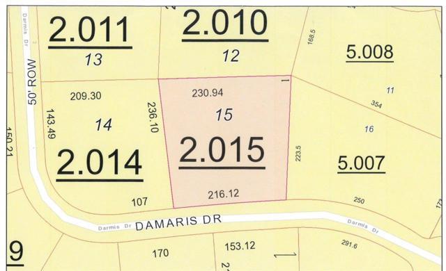 Damaris Drive, Albertville, AL 35950 (MLS #1087723) :: RE/MAX Alliance