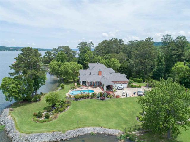 1501 Signal Point Road, Guntersville, AL 35976 (MLS #1088718) :: Intero Real Estate Services Huntsville