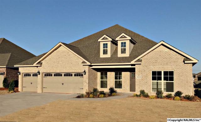 105 Pine Manor Drive, Madison, AL 35756 (MLS #1088891) :: Amanda Howard Real Estate™