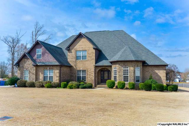 2607 Stone Hills Drive, Hartselle, AL 35640 (MLS #1089172) :: Amanda Howard Real Estate™