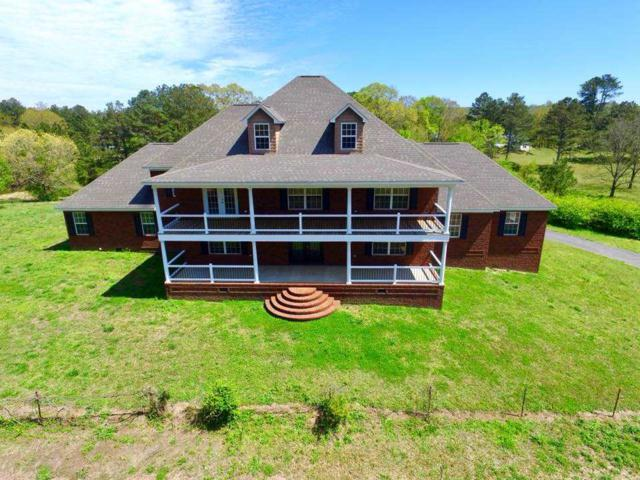 5011 Mountain Shadows Trail, Southside, AL 35907 (MLS #1089178) :: Amanda Howard Sotheby's International Realty