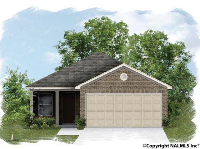 110 Winstead Circle, Owens Cross Roads, AL 35763 (MLS #1089325) :: Amanda Howard Real Estate™