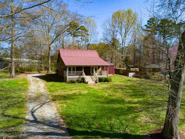 1358 County Road 415, Town Creek, AL 35672 (MLS #1089915) :: RE/MAX Alliance