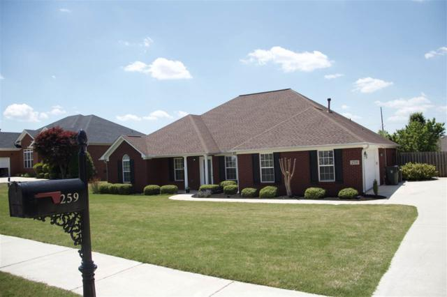 259 Latigo Loop, Huntsville, AL 35806 (MLS #1091050) :: RE/MAX Alliance