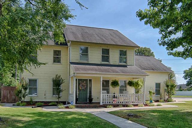 2713 SW Friar Tuck Court, Decatur, AL 35603 (MLS #1091502) :: Amanda Howard Sotheby's International Realty