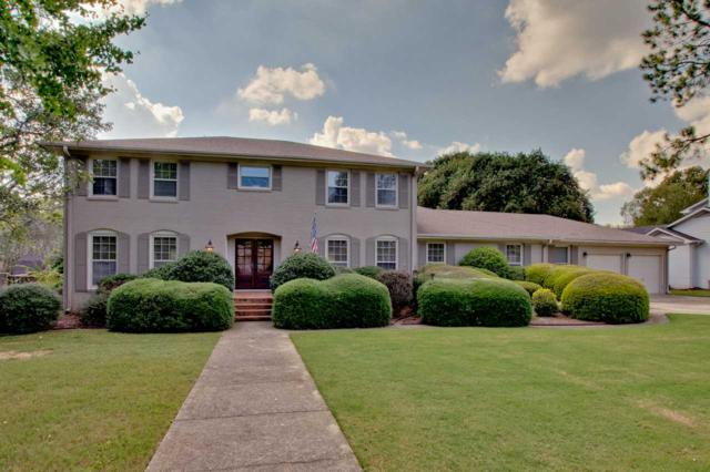 4004 Nunn Road, Huntsville, AL 35802 (MLS #1091673) :: Amanda Howard Sotheby's International Realty