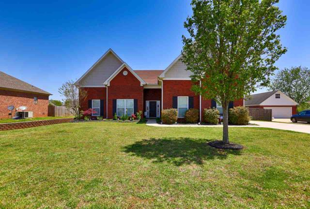 117 Genesis Drive, Huntsville, AL 35811 (MLS #1091884) :: Amanda Howard Sotheby's International Realty