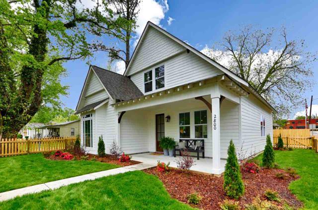 2800 6TH AVENUE SW, Huntsville, AL 35805 (MLS #1092964) :: Capstone Realty