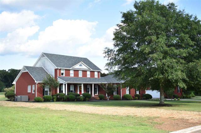 543 Plantation Pointe Road, Scottsboro, AL 35768 (MLS #1093627) :: RE/MAX Alliance