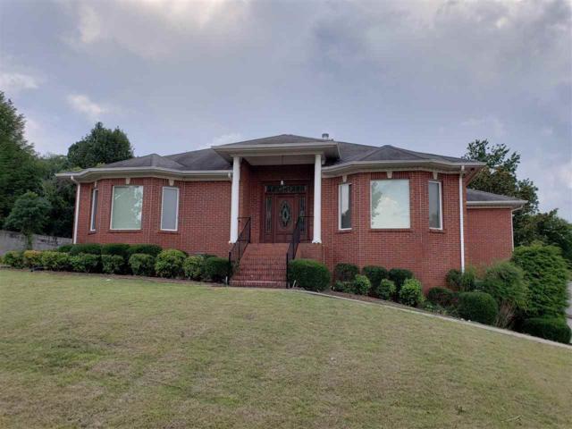 1402 Old Carriage Lane, Huntsville, AL 35802 (MLS #1095890) :: Legend Realty