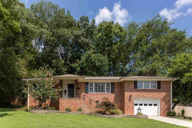 913 Fagan Springs Drive, Huntsville, AL 35801 (MLS #1096668) :: Amanda Howard Sotheby's International Realty