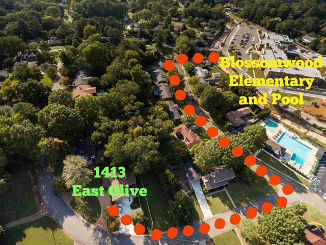 1413 E Olive Drive, Huntsville, AL 35801 (MLS #1098573) :: Amanda Howard Sotheby's International Realty