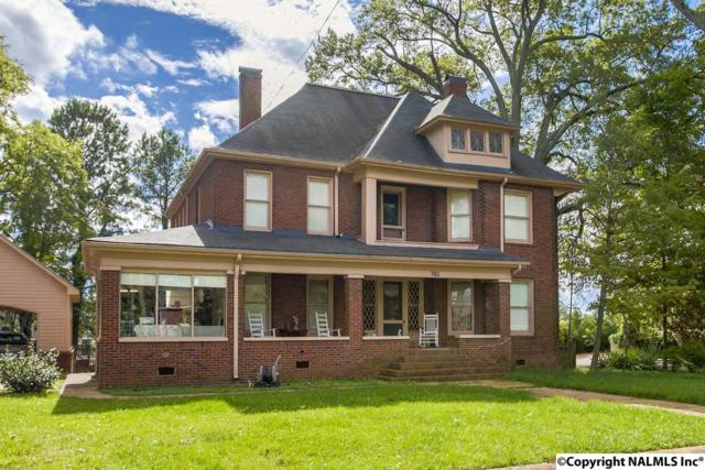 501 Walnut Street, Decatur, AL 35601 (MLS #1099747) :: Intero Real Estate Services Huntsville