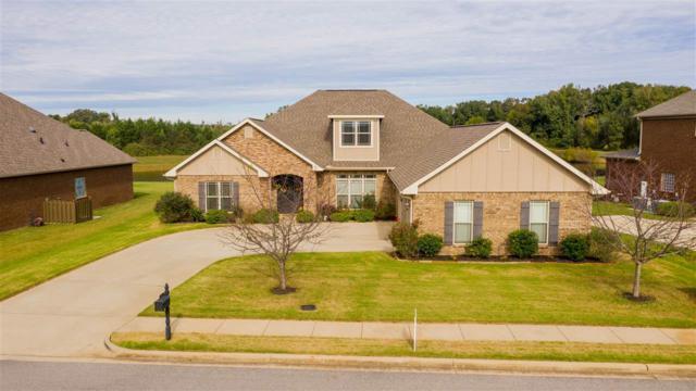 52 Walnut Cove Boulevard, Huntsville, AL 35824 (MLS #1100603) :: Capstone Realty