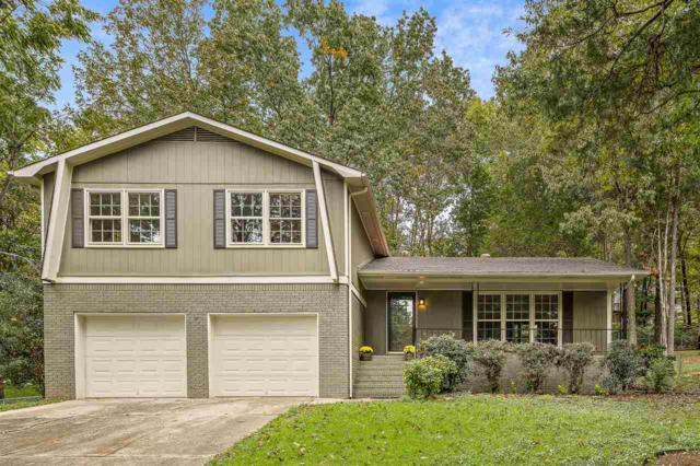 11303 Mountaincrest Drive, Huntsville, AL 35803 (MLS #1105963) :: Amanda Howard Sotheby's International Realty