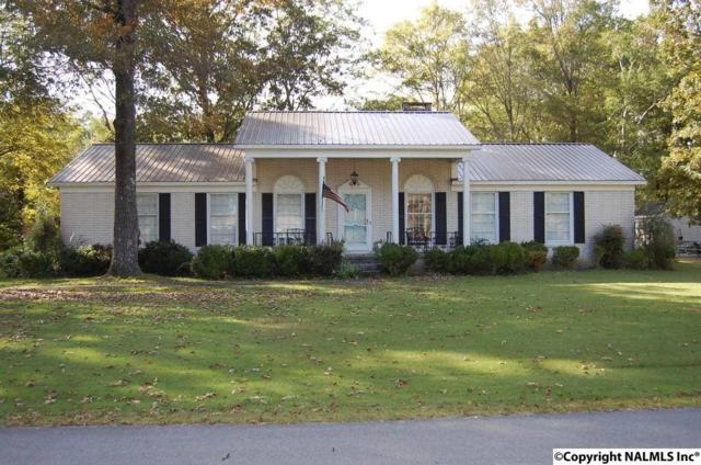 206 Montgomery Drive, Moulton, AL 35650 (MLS #1106093) :: Amanda Howard Sotheby's International Realty