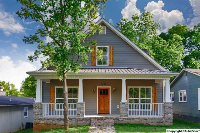 1405 Stevens Avenue, Huntsville, AL 35801 (MLS #1107089) :: Eric Cady Real Estate