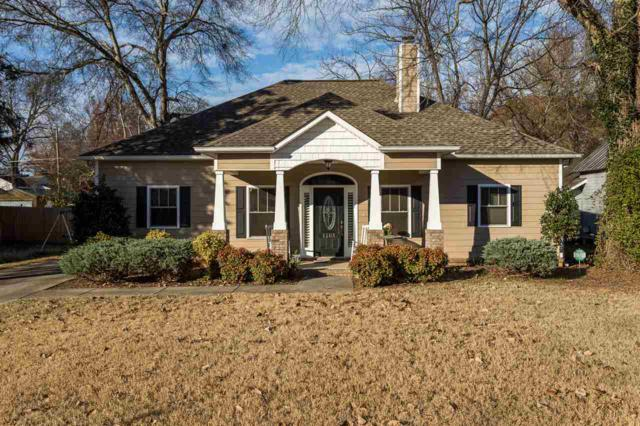 1105 Halsey Avenue, Huntsville, AL 35801 (MLS #1107794) :: Capstone Realty