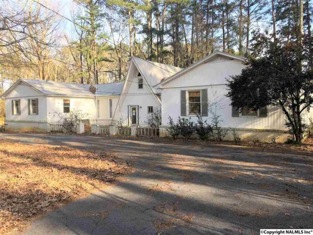 162 Pinewood Circle, Guntersville, AL 35976 (MLS #1109413) :: Amanda Howard Sotheby's International Realty