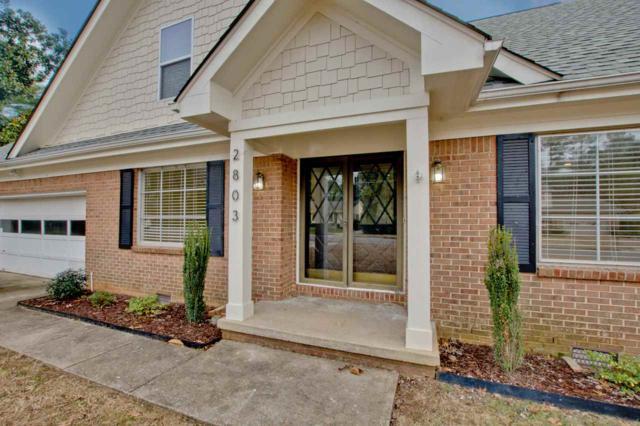 2803 SE Barcody Road, Huntsville, AL 35801 (MLS #1109439) :: Amanda Howard Sotheby's International Realty