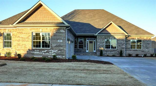107 Ophelia Circle, Madison, AL 35749 (MLS #1110156) :: RE/MAX Alliance