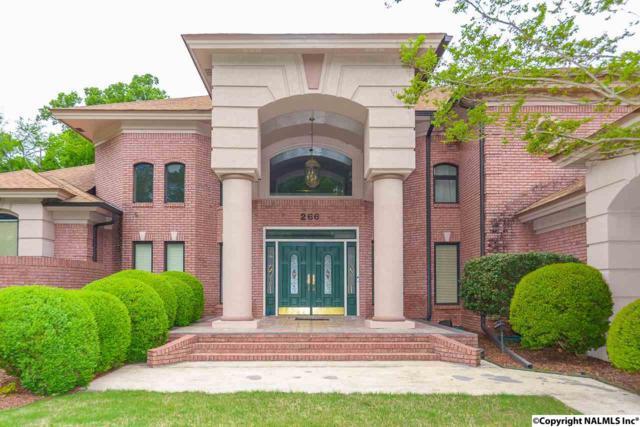 266 Forest Home Drive, Trinity, AL 35673 (MLS #1112346) :: Intero Real Estate Services Huntsville