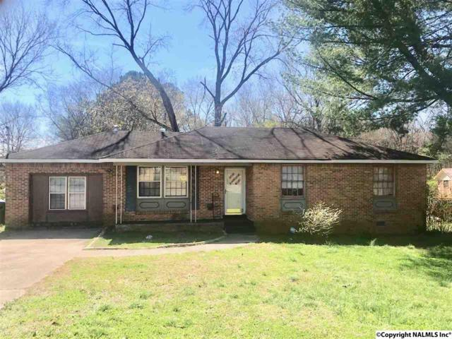 2403 Stringfield Road, Huntsville, AL 35810 (MLS #1112350) :: Capstone Realty